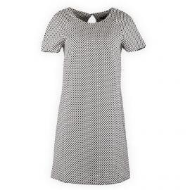 Robe imprimé graphique femme Best Mountain marque pas cher prix dégriffés destockage