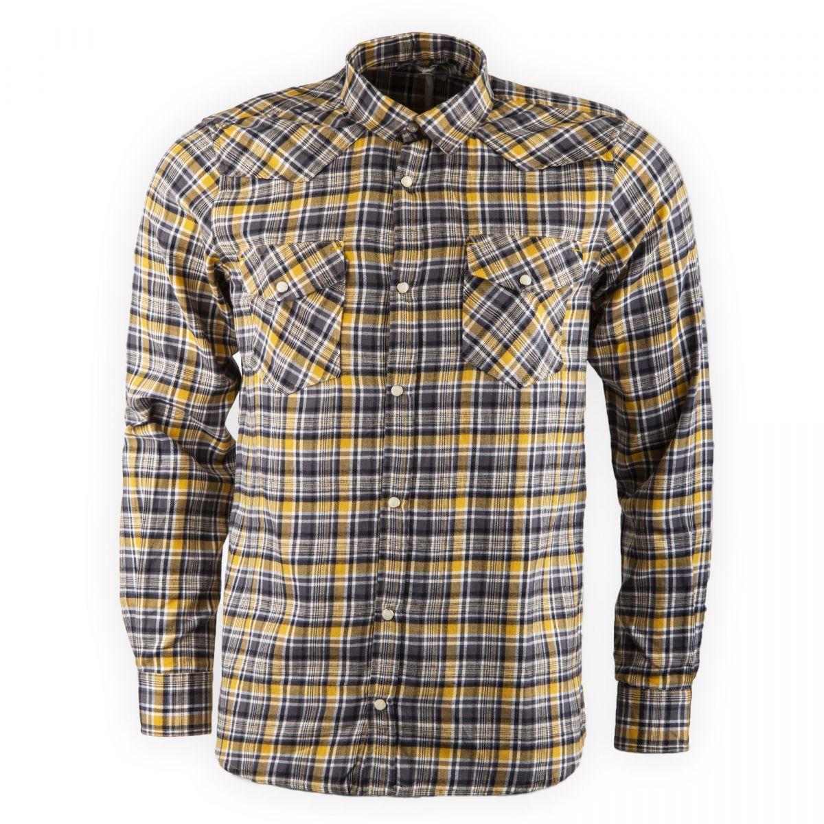 chemise carreaux en flanelle chlw2638h homme best. Black Bedroom Furniture Sets. Home Design Ideas
