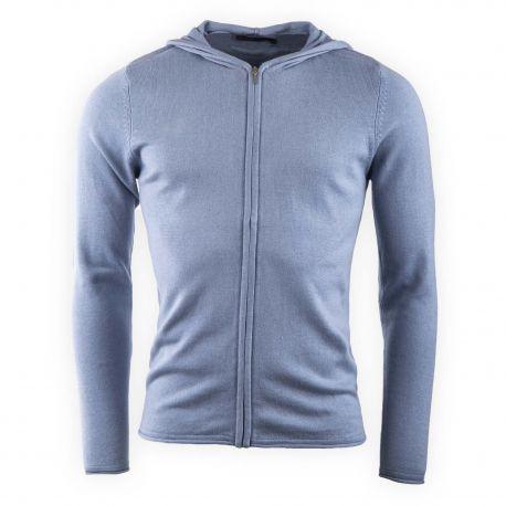 Los Angeles acheter nouveau design Gilet à capuche laine & cachemire Homme BEST MOUNTAIN