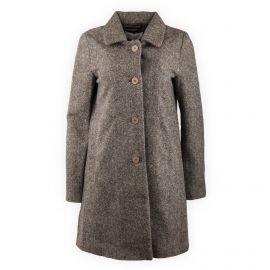 Manteau marron chiné femme Best Mountain marque pas cher prix dégriffés destockage