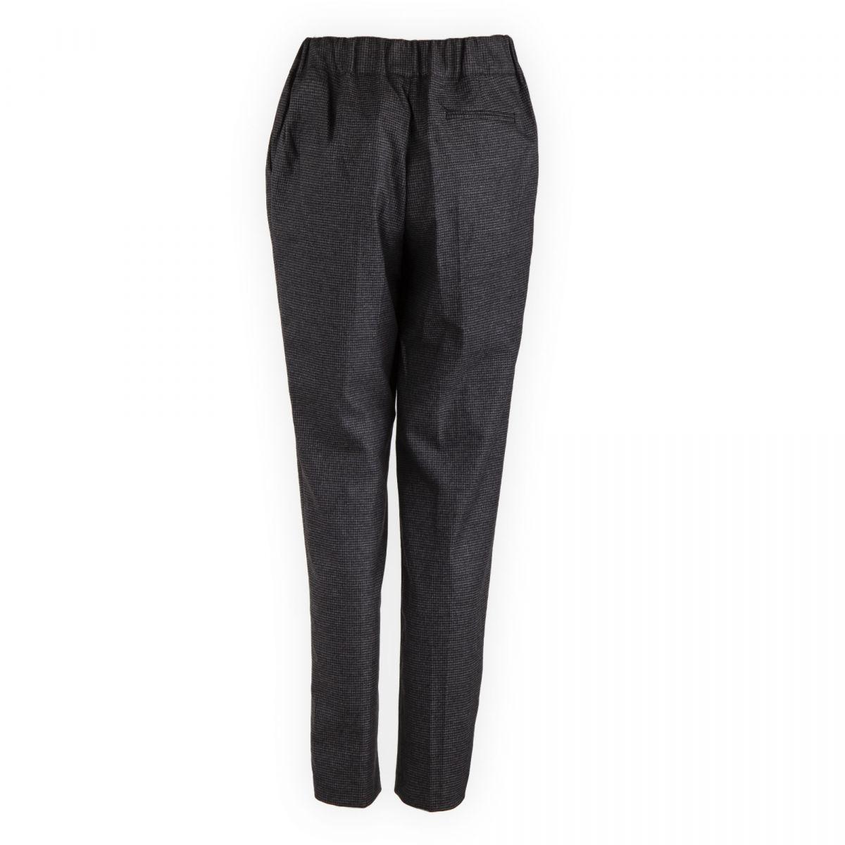 pantalon pinces motif pied de poule femme best mountain. Black Bedroom Furniture Sets. Home Design Ideas