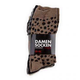 Pack de 5 paires de chaussettes femme DAMEN SOCKEN