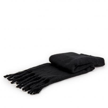 Écharpe laine & soie Satyana Femme SINEQUANONE marque pas cher prix dégriffés destockage
