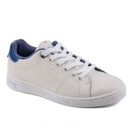 Tennis pbs30336-800 white PEPE JEANS