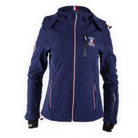 Veste ski Softshell Fibrotec Rosy Femme NORTH VALLEY marque pas cher prix dégriffés destockage