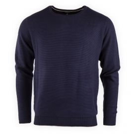 PULL COL ROND EPUL03 NAVY