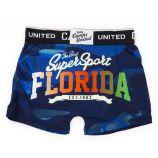 Boxer Supersport Florida Garçon CAMPS UNITED marque pas cher prix dégriffés destockage