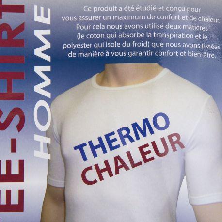 T.SHIRT MC ASS THERMO HS75056