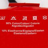 Boxer pierre cardin coton hs75021 PIERRE CARDIN marque pas cher prix dégriffés destockage