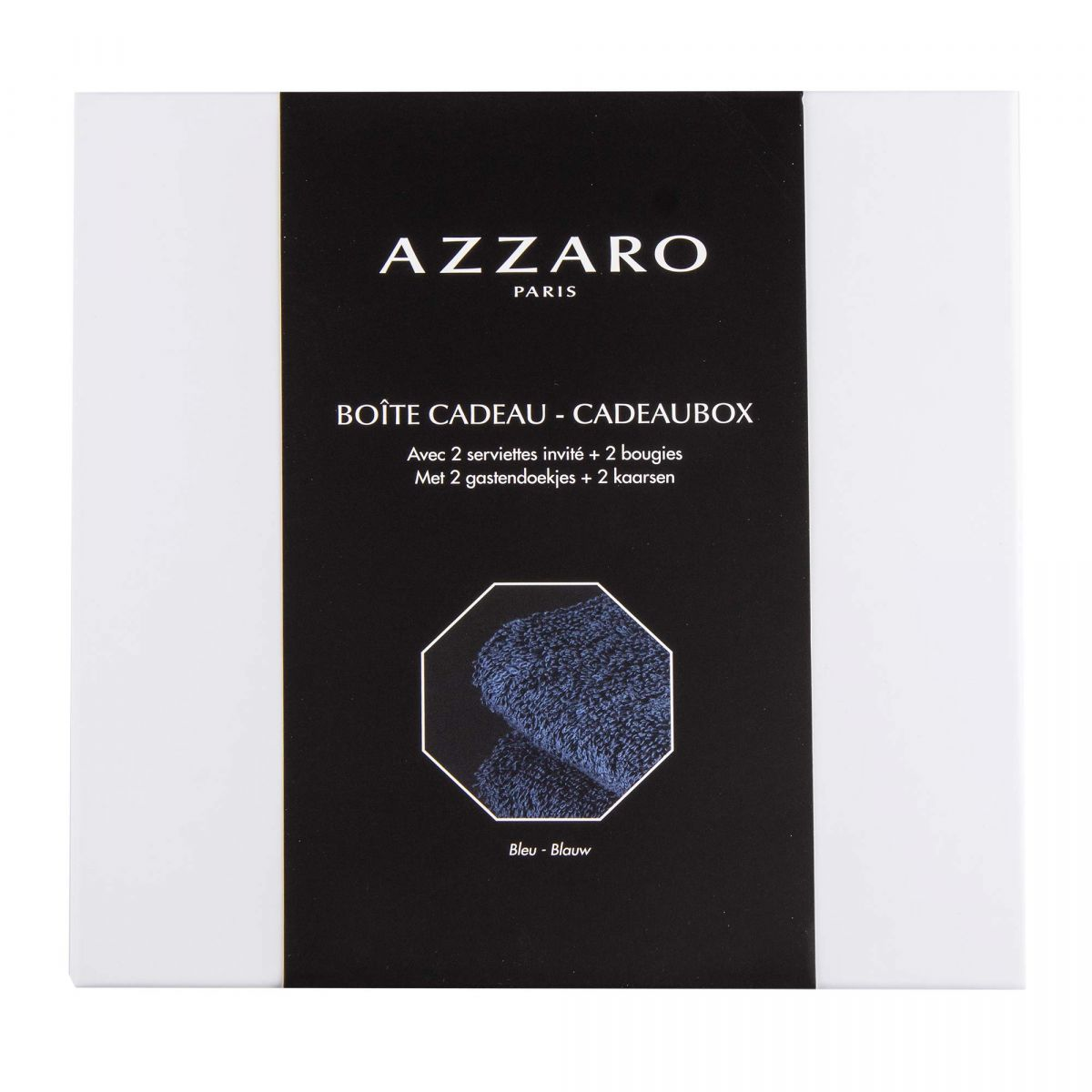 Cadeau Coffret À 2 Azzaro Prix ServiettesBougies Parfumées eWrBCodx