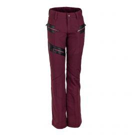 Pantalon de ski bordeaux femme SPYDER marque pas cher prix dégriffés destockage