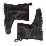 BOTTINE 95185-060-M/CUIR BLACK/BLACK
