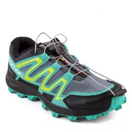 Baskets de trail Quicklace Atlantis Speedtrak Mixte SALOMON