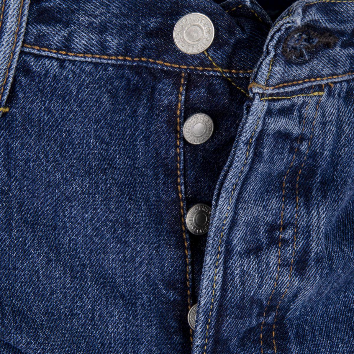 5023a91ff90098 ... Jean bleu homme 501 Original fit LEVIS marque pas cher prix dégriffés  destockage ...