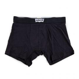 Ens. tshirt+boxer dark blue LEVI'S marque pas cher prix dégriffés destockage