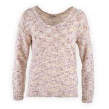 Pull chiné manches longues femme BEST MOUNTAIN
