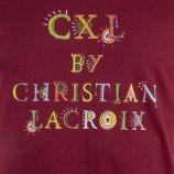 Tee-shirt col rond homme Sun CHRISTIAN LACROIX marque pas cher prix dégriffés destockage