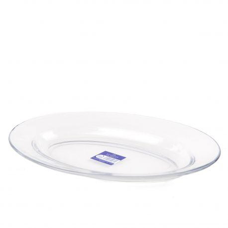 Plat ovale vai0142 DURALEX marque pas cher prix dégriffés destockage