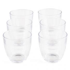 Ensemble 6 verres gigognes vai01039 DURALEX
