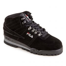 Baskets montantes suede Homme Fitness Hiker Mid FILA