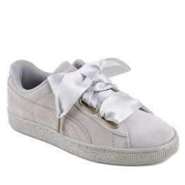 Baskets suede Heart Satin WN'S femme PUMA