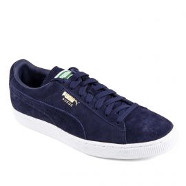 Basket cuir bordeaux 35656881 PUMA
