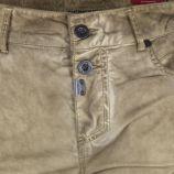 Pantalon beige TIME ZONE marque pas cher prix dégriffés destockage