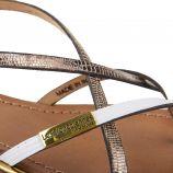 Sandales plates entre doigt MONACO Femme LES TROPEZIENNES PAR M.BELARBI marque pas cher prix dégriffés destockage