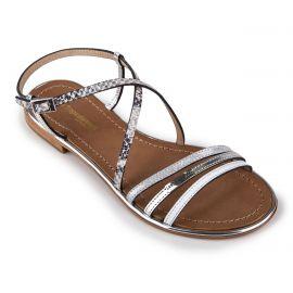 Sandales bi-colores BALISE Femme LES TROPEZIENNES PAR M.BELARBI