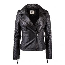 Perfecto en cuir Femme Helen MEMENTO CLOTHING
