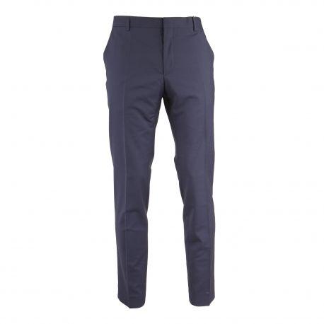 Pantalon classique de costume Homme CALVIN KLEIN marque pas cher prix dégriffés destockage