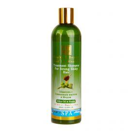 Shampoing huile d'olive & miel (400ml)  Femme HEALTH & BEAUTY