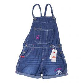 Salopette en jean lc18364 Enfant LEE COOPER marque pas cher prix dégriffés destockage