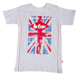 Tee shirt mc 6-14ans glc8019 Enfant LEE COOPER