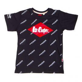 Tshirt mc 6-14ans glc80024 Mixte LEE COOPER marque pas cher prix dégriffés destockage