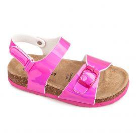 Sandales métallisées litana Enfant LEE COOPER marque pas cher prix dégriffés destockage