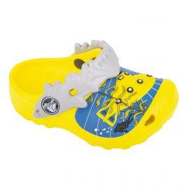 Sandales plastique Yellow Submarine Enfant CROCS marque pas cher prix dégriffés destockage