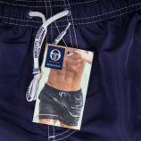 Short de bain uni Homme SERGIO TACCHINI marque pas cher prix dégriffés destockage