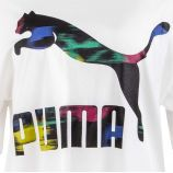 Tee-shirt mc 570393-02 Femme PUMA