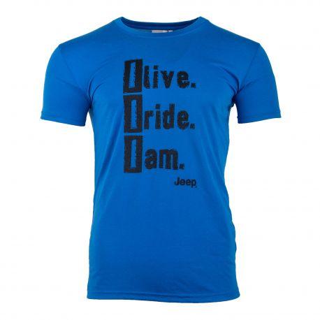 Tee-shirt mc  Homme JEEP