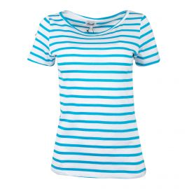 Tee shirt mariniere mc adaline/scott Femme SCOTT marque pas cher prix dégriffés destockage