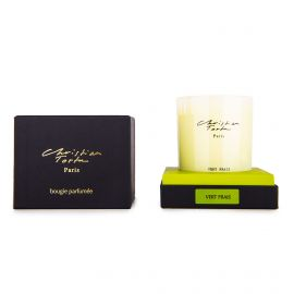Bougie parfumee 190g vert frais CHRISTIAN TORTU Paris