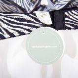 Soutien-gorge avec armatures en dentelle zébré Femme VANITY FAIR marque pas cher prix dégriffés destockage