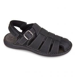 Sandale c07297georgie noir 40/45 Homme ROADSIGN