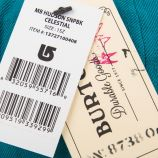 Casquette bleu Mixte BURTON marque pas cher prix dégriffés destockage