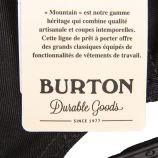Casquette unie Mixte BURTON marque pas cher prix dégriffés destockage