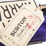 Trousse scolaire violet grand modèle Enfant BURTON marque pas cher prix dégriffés destockage