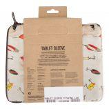 Housse de tablette wallpaper fish BURTON marque pas cher prix dégriffés destockage