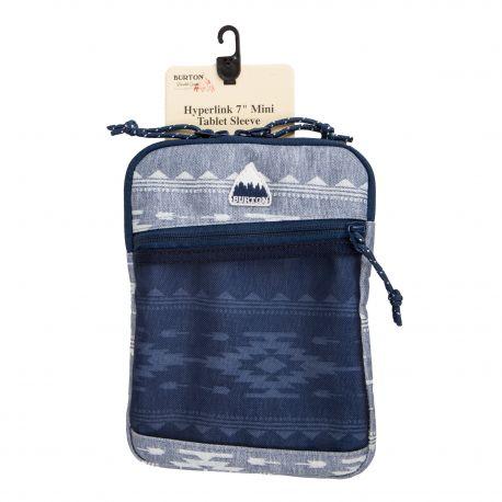 Housse tablette bleu Mini 7 pouces BURTON marque pas cher prix dégriffés destockage