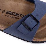 Mules à bride cuir Homme BIRKENSTOCK marque pas cher prix dégriffés destockage